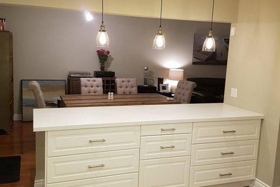 IKEA kitchen install