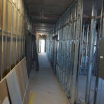 Commercial construction projects - Milton Office Renovation