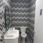 Remax Hamilton Office Renovation - Washrrom