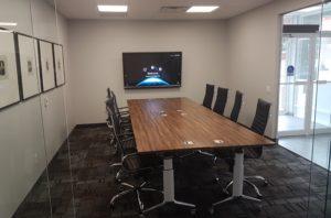 Remax Hamilton Office Renovation - Board Room
