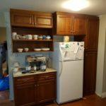 IKEA kitchen install - Before