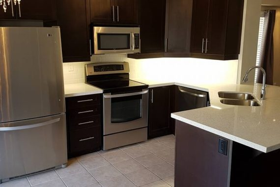 Affordable Home Renovations - Kitchen