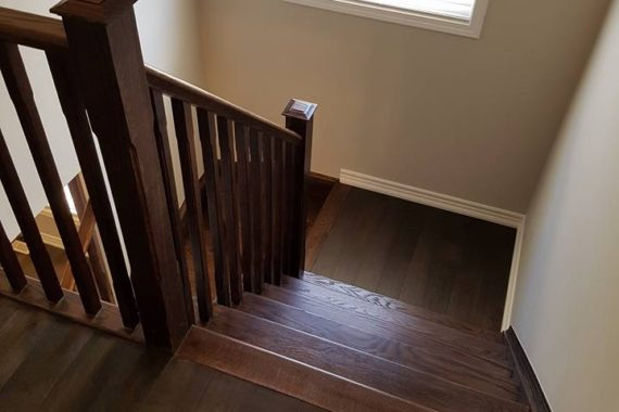 Affordable Home Renovations - Staircase