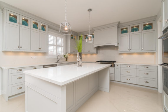 Milton Custom Kitchen Renovation